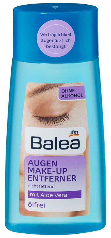 Жидкость для снятия макияжа Balea 100мл