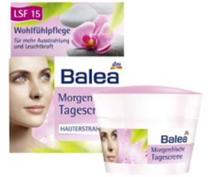 Крем для лица Balea велнесс с защитой от ультрафиолета 50мл, фото 2