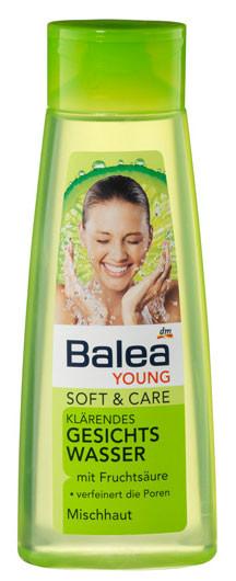 Тоник для лица Balea для юной кожи с фруктовым экстрактом 200мл