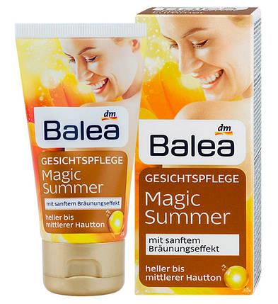 Крем для лица автозагар Balea Magic Summer 50мл, фото 2