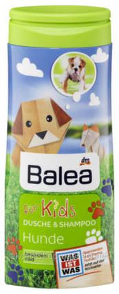 Гель для душа + шампунь Balea Hunde без слез 300мл, фото 2