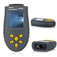 Тахометр лазерный бесконтактный HS2234 (SR2740) (от 2,5 до 99999 об/мин) память на 50 значений