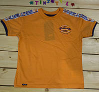 Футболочка для мальчика рост 86-104