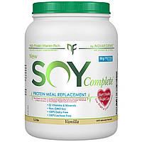 NovaForme, Только Соя, Белковый Пищевой Заменитель, Ваниль, 1,2 фунта