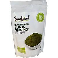 Sunfood, Sun Is Shining Supergreens, 8 oz (227 g)