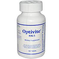 Optimox Corporation, Optivite, во время ПМС, 180 таблеток