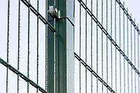 Оцинкованный профильный столб с полимерным покрытием 45*45mm