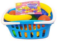 Набор фруктов в корзине НП.18.001