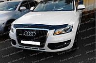Дефлектор Ауди Q5 (мухобойка на капот Audi Q5)