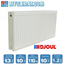 Радиаторы стальные Djoul 22 тип 500x400 (772 Bт)