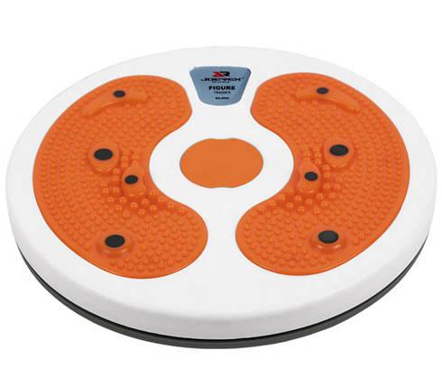 Гимнастический диск для фитнеса JOREX (с массажером и магнитами), фото 2