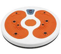 Гимнастический диск для фитнеса JOREX (с массажером и магнитами)