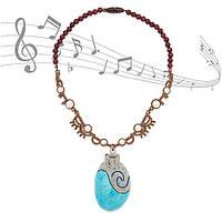 Ожерелье Моаны поющая ракушка – амулет сердце Те Фити  Дисней ( Ваяна)  Disney Store, фото 1