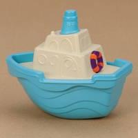 Игрушка для игры с водой Мини-кораблик Battat