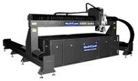 Верстат гідроабразивної різки Multicam 6000 серії