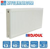 Радиаторы стальные Djoul 22 тип 500x1000 (1930 Bт)