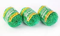 Сетка шпалерная Agreen для горизонтальной поддержки растений (фасованная) 1,7х5 зеленая