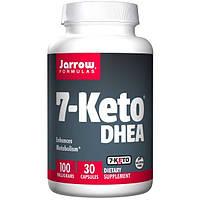Jarrow Formulas, 7-Кето DHEA, 100 мг, 30 капсул