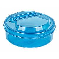 Контейнер для продуктов пластиковый круглый, 200 мл, TM Bager