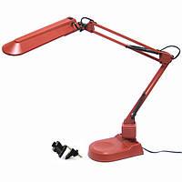 Настольная лампа на струбцине 11W. Настольная лампа для маникюра