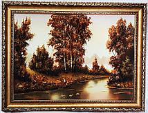 Пейзаж Осень П-429 Гранд Презент 60*80