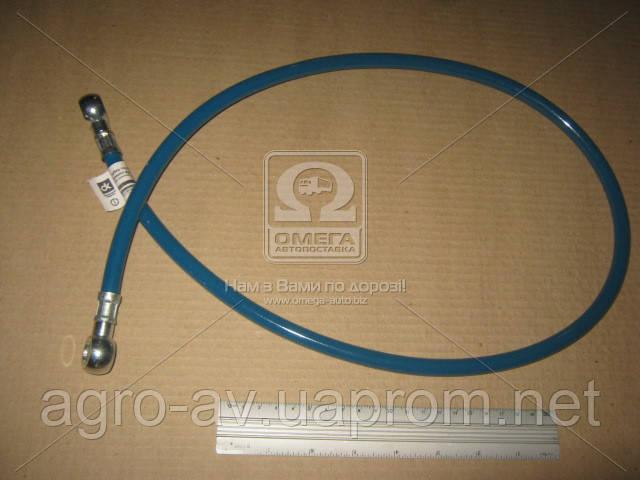Трубка топливная низкого давления ПВХ (240-1104160-01-11) со штуц. (длин.)