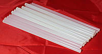 Клей сухой для термо пистолета 1 кг( длина 30см, d = 1,1 см,)