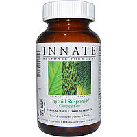 Innate Response Formulas, Ответ Щитовидной Железы Абсолютная забота, 90 таблеток