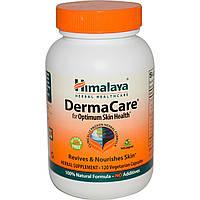 Himalaya Herbal Healthcare, DermaCare, уход за кожей, 120 вегетарианских капсул