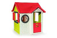 Игровой домик «My House» со звонком и замком Smoby 810402 . Домик для детей