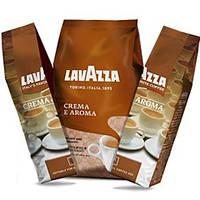 Кофе Lavazza Crema E Aroma (цельнозерновой), 1 кг.