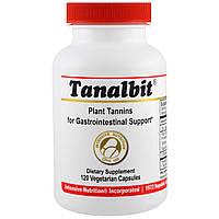 Intensive Nutrition, Tanalbit, растительный таннин для поддержки желудочно-кишечного тракта, 120 растительных капсул