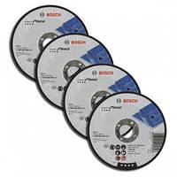 Отрезные и обдирочные диски для угловых шлифовальных машин Bosch
