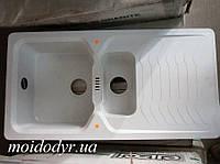 Мойка кухонная гранитная Franke  Bahia BAG 651 белая, фото 1