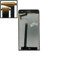 Дисплей для Asus ZenFone 5 (A500CG/A500KL/A501CG/A502CG) + touchscreen, чёрный