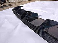 Диффузор Mercedes CLS