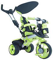 Велосипед трехколесный City Trike Injusa 3263 Green
