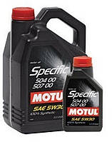 Масло моторное Motul SPECIFIC VW 504.00-507.00 5л
