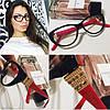 """Очки женские солнцезащитные красивые """"Dior стразы"""""""