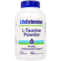 Life Extension, L-таурин, порошок, 10,58 унций (300 г)