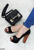 Женские туфли Blacky