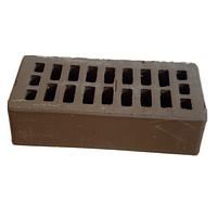 Облицовочный кирпич керамический «ProKERAM» шоколадный