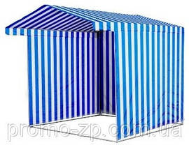 """Торговая палатка 1,5х1,5 """"Эконом"""", фото 2"""