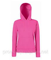 Толстовка женская Lady-Fit  Hooded Sweat, фото 2