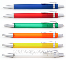 Ручка пластиковая с логотипом B1535, фото 3