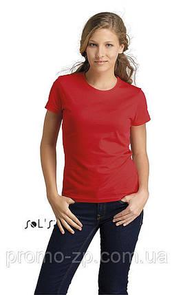 Женская футболка Sol's Miss, фото 2