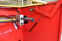 Гильотина, ножницы гильотинные TBS1250E3 Хольцман, фото 3