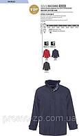 Куртка на стеганой подкладке из флиса Sol's Record