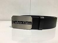 """Кожаный ремень """"Calvin Klein """""""