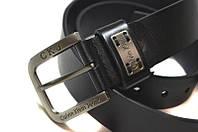 """Классический  кожаный ремень """"Calvin Klein """", фото 1"""